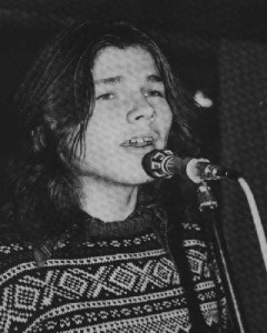 Morten at a show