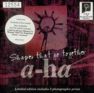 A-Ha+-+Shapes+That+Go+Together+-+DOUBLE+CD+SINGLE+SET-155374