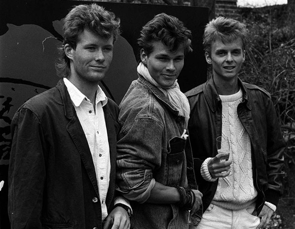 Can anyone find information on A-ha's video for